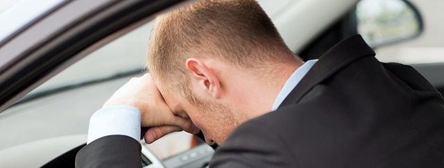 Fatigue : menace N°1 des chauffeurs