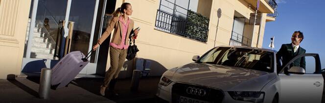 Europcar lance un service de chauffeur VTC