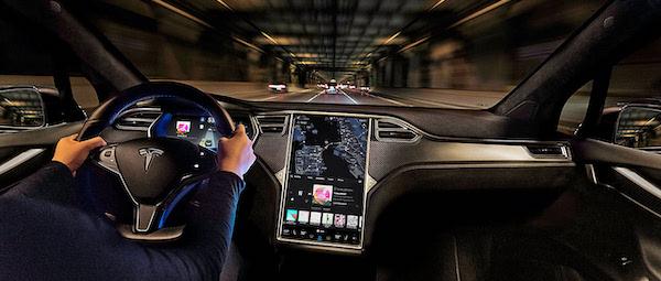 VTC autonome : les chauffeurs encore utiles !